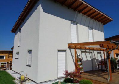 Dali Meistermaler Fassadengestaltung Einfamilienhaus 02
