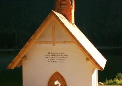 Dali Meistermaler Kapellensanierung 02